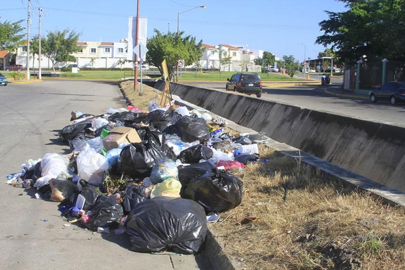 Recolección de basura al 98%: Servicios Públicos