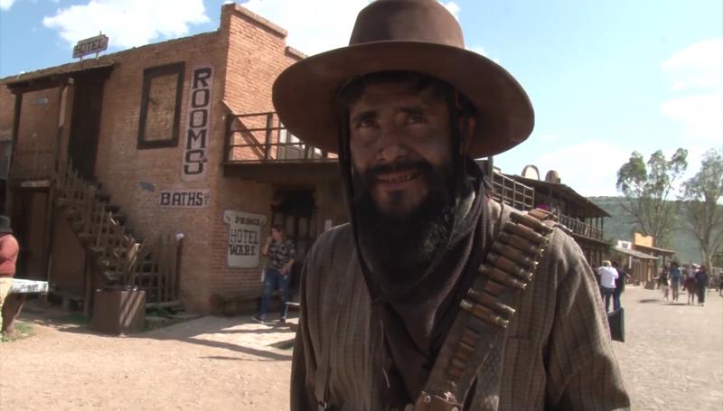 Un paseo de Película: El Viejo Oeste