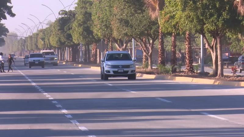 Carretera Mochis Topo tendrá alumbrado público