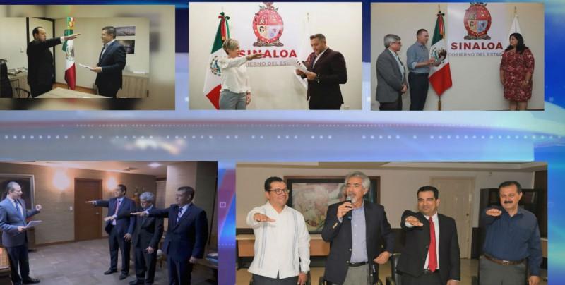 No está de acuerdo Cuén Ojeda en nuevos nombramientos