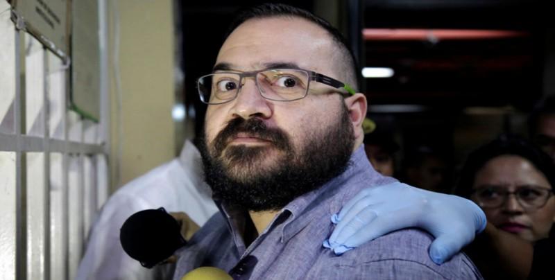 Javier Duarte causó daño al patrimonio federal por 400 mdp
