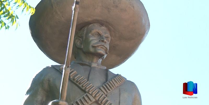 Recordaron a Emiliano Zapata en Obregón