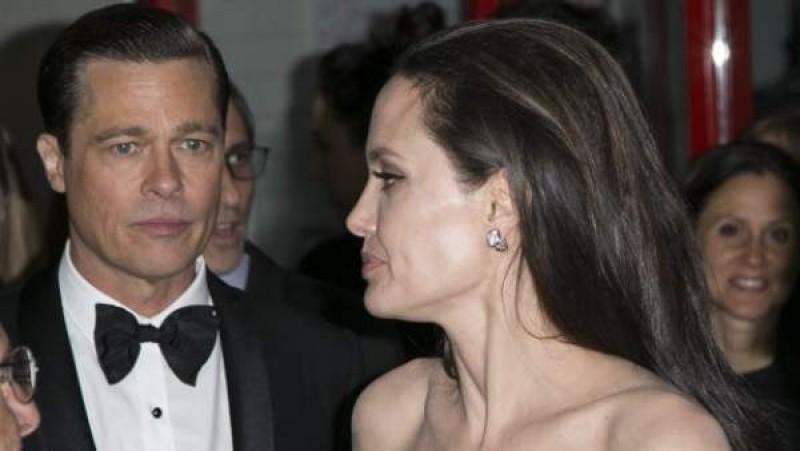 Brad Pitt responde a las acusaciones de Angelina Jolie