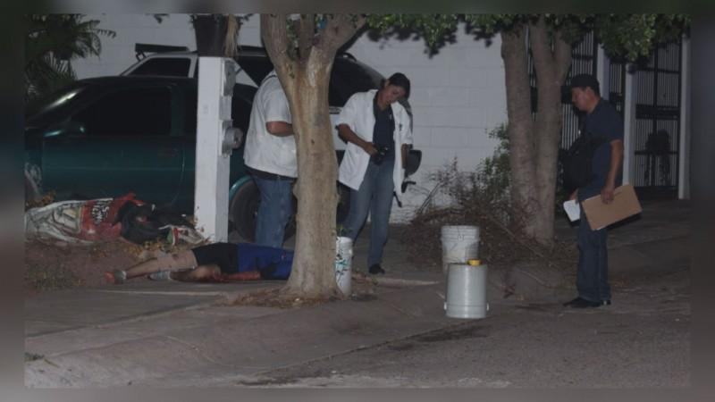 Se recrudece la violencia en Culiacán