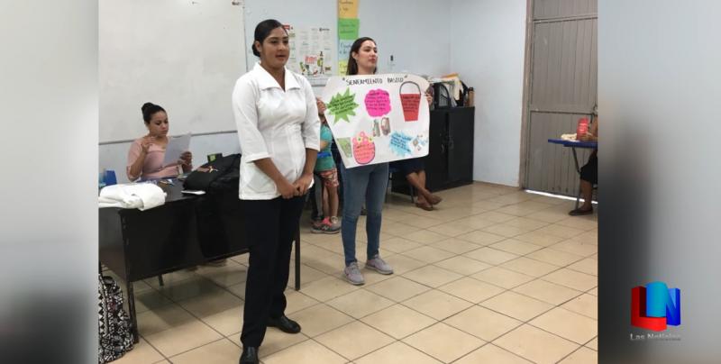 Llevan a comunidades de Cajeme, educación para la salud