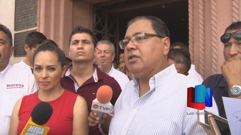 Confía Alcalde electo de Cajeme en su Cabildo eficaz