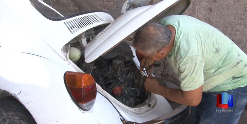 En Cajeme, mecánico señala que rehabilitar suspensión cuesta hasta 2 mil pesos
