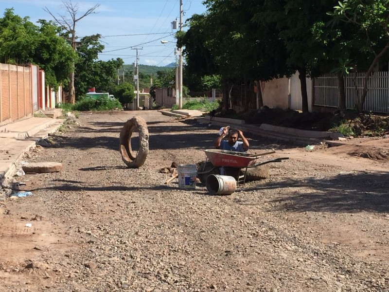 JAPAC realiza trabajos en alcantarilla en Ampliación El Barrio