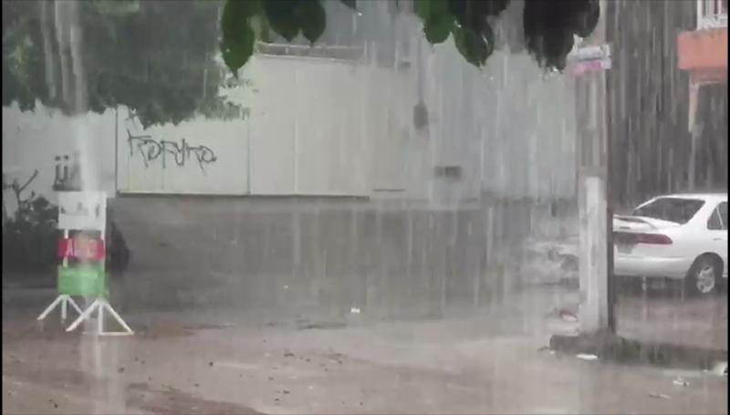 Lluvias fuertes para el fin de semana