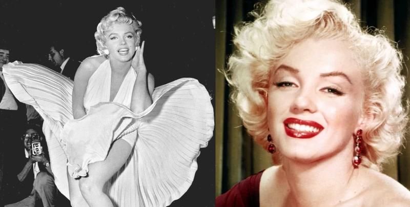 Vestidos y artículos personales de Marilyn Monroe serán subastados