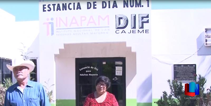 En Obregón suspenden entrega de credenciales del INAPAM