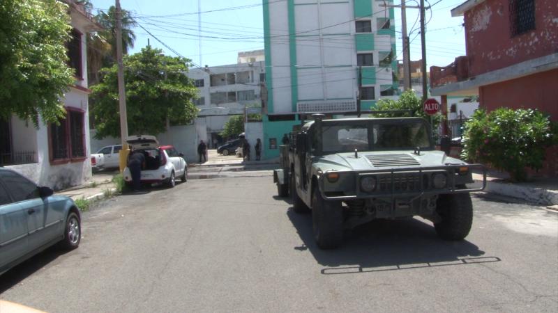 Amenaza de explosivo en PGR Mazatlán