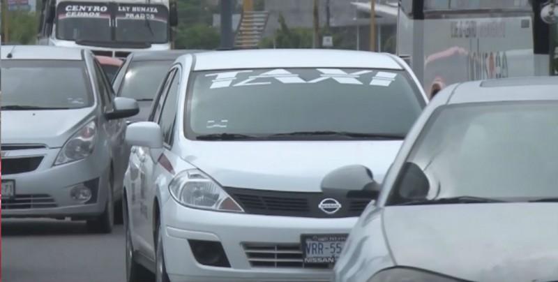 Capacitación se llevarán a los conductores de taxis
