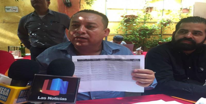 """""""Somos mas que 53"""" acusa que amenaza de paro laboral del SNTE 53 es con fines políticos"""