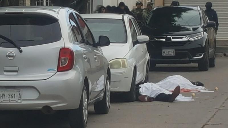 Matan a 2 afuera de iglesia de Mazatlán