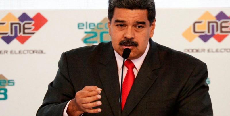 Maduro pide ayuda extranjera ante atentado y culpa al expresidente Santos