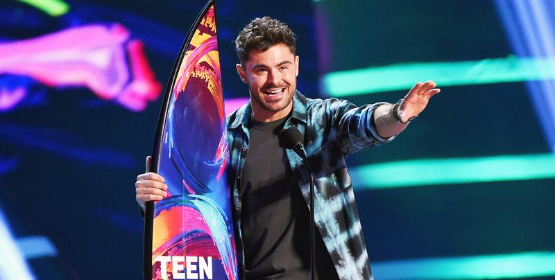 Checa la lista de ganadores de los Teen Choice Awards 2018