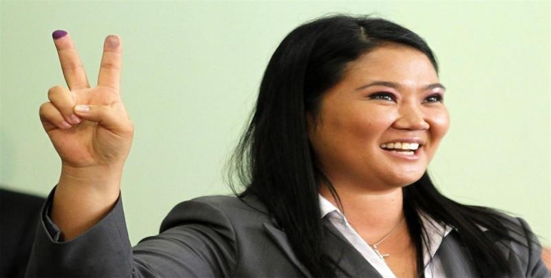 Keiko Fujimori es considerada la persona con más poder en Perú, según sondeo