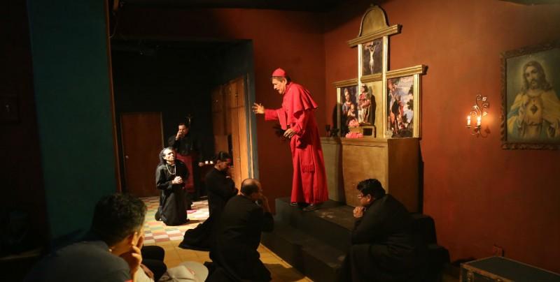La religión y el pasado llegan al teatro