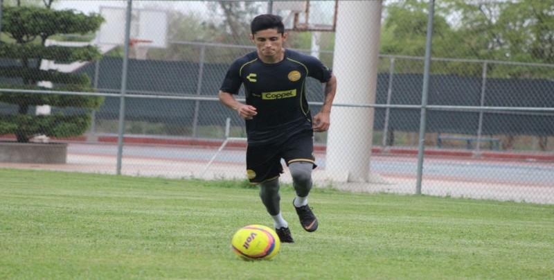 """Vamos a buscar mejorar"""", señala Julio Nava de Dorados"""