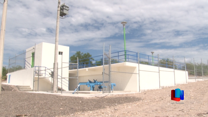 Finaliza construcción de planta potabilizadora en Cajeme