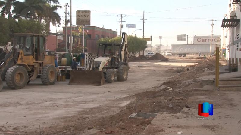 En Obregón deben acelerar trabajos en la Sufragio