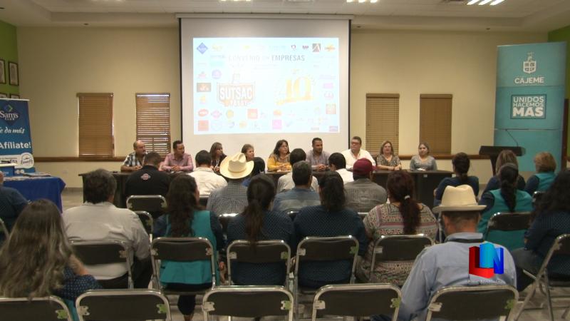 Logra beneficios para sus agremiados el SUTSAC en Obregón