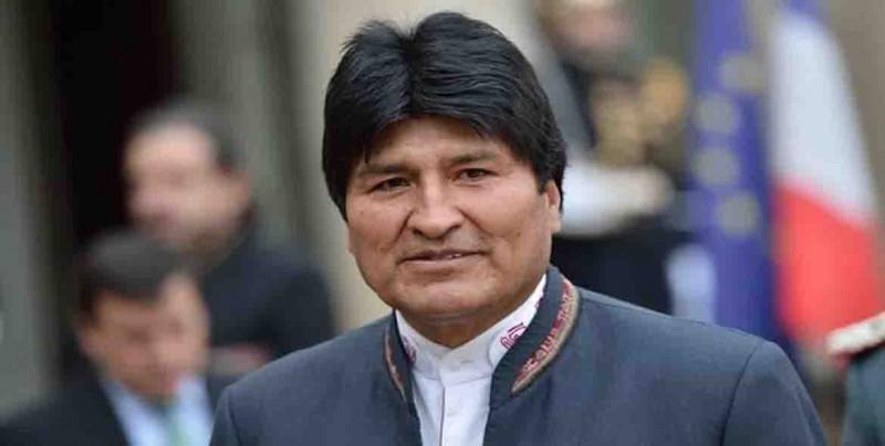 """Morales pide evitar """"especulaciones"""" en relevo al frente del Senado boliviano"""