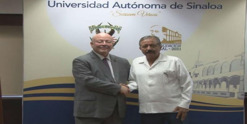 Firmarán convenio la U.A.S. y la nueva administración municipal
