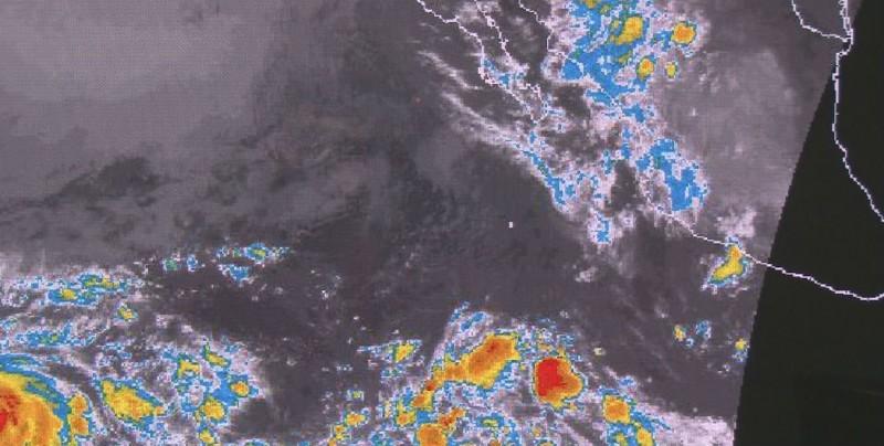 Pronóstico de lluvias y chubascos este viernes y sábado en Sinaloa
