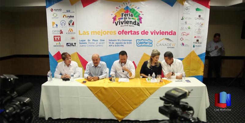 La Comisión de Vivienda de Sonora, ofrece subsidios para vivienda