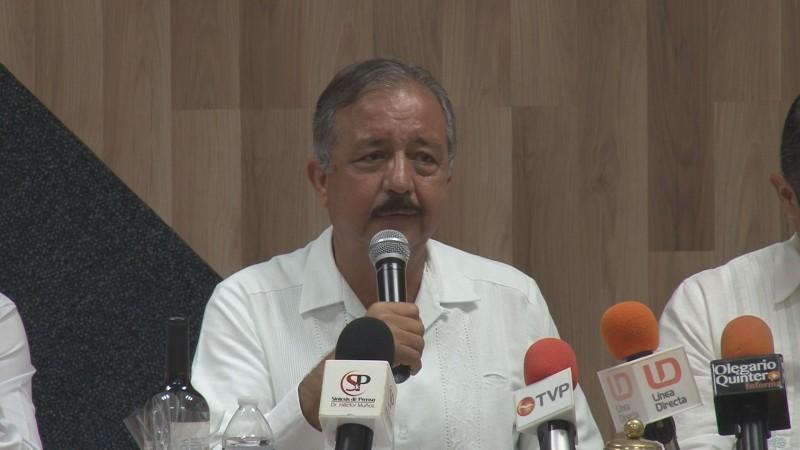 Estrada Ferrerio advierte, mano dura en aplicación de la ley