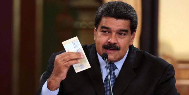 Entra en vigor el cambio de moneda en Venezuela