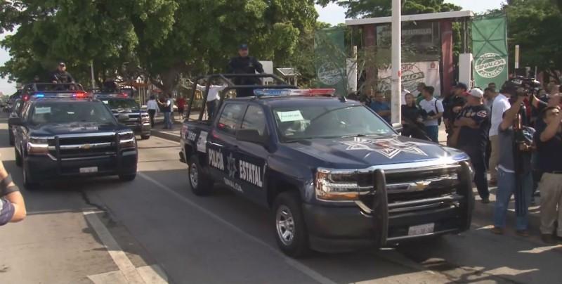 Sinaloa requiere de al menos 2 mil nuevos agentes de policía