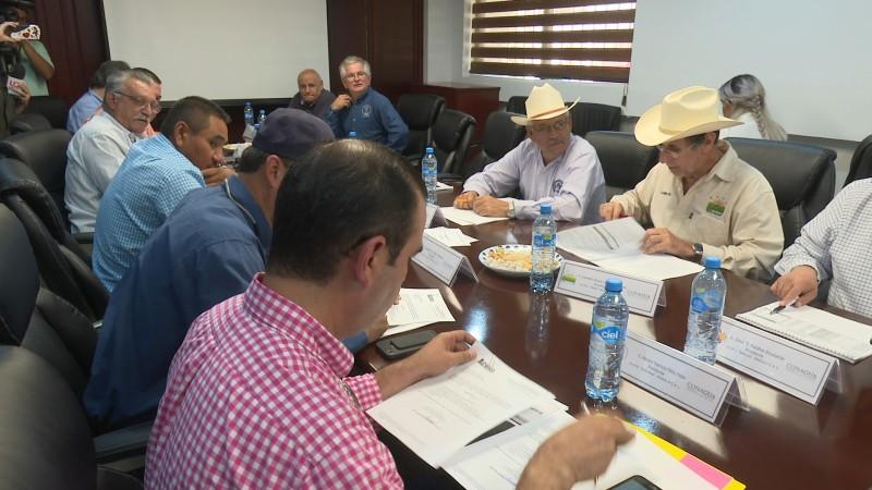 Comité hidráulico de CONAGUA analiza plan de riego para próximo ciclo agrícola