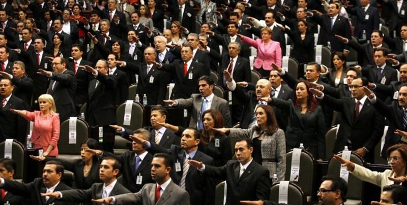 Autoridad electoral confirma la mayoría absoluta de Obrador en Congreso