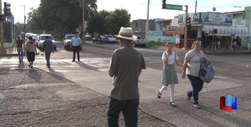 En Cajeme, tránsito exhorta a ciudadanía a respetar señalamientos