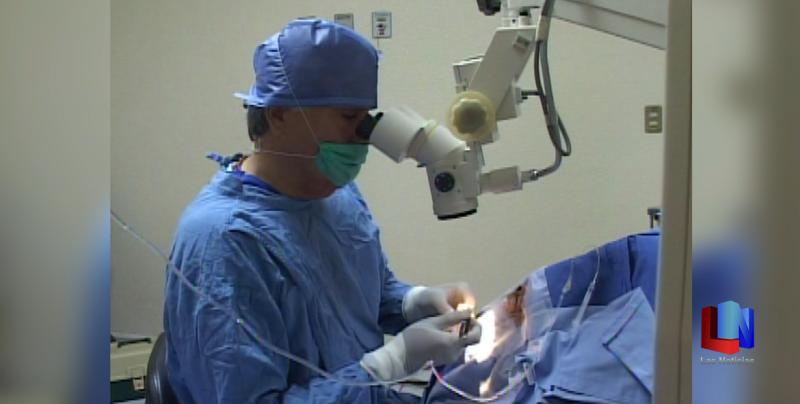 Anunciaron segunda jornada de Cirugía de Cataratas en Sonora