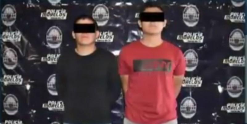 """Cae hijo del líder de """"Los Rojos"""", en Jojutla, Morelos"""