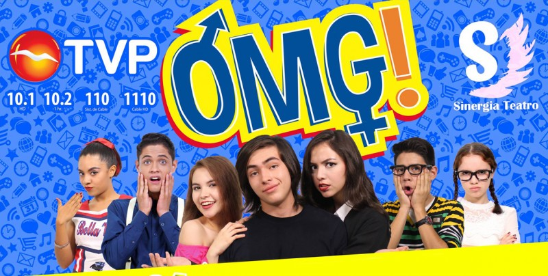 OMG, la primer serie producida por TVP