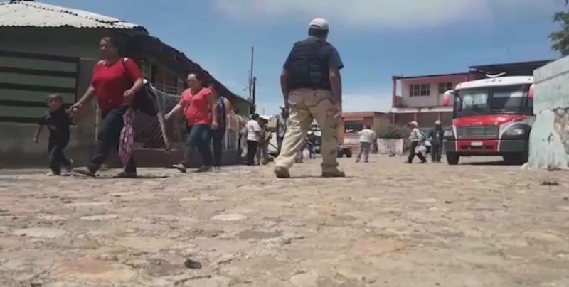 La inseguridad es el principal factor de desplazamiento de pobladores de la sierra