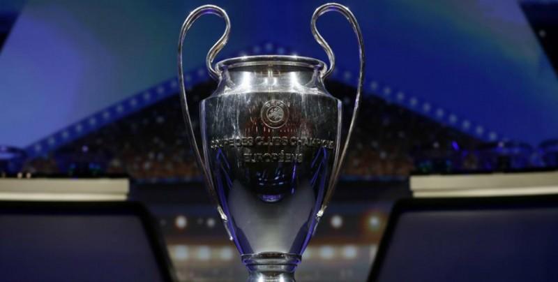 Así los grupos para la Champions League