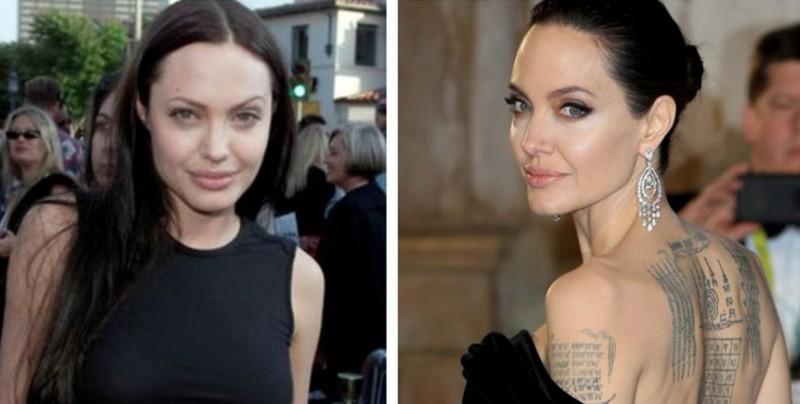 Antes y después de actrices que eran adictas a las drogas y se rehabilitaron