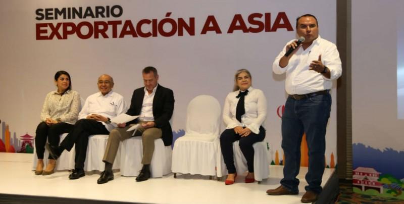 Asia una oportunidad de negocios para empresas sinaloenses