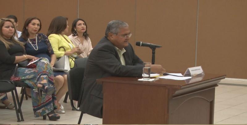 Comparecen ante diputados aspirantes al Consejo Ciudadano de la Fiscalía General de Sinaloa