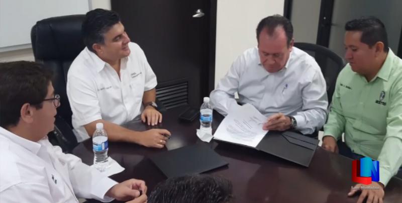 Dirección y Sindicato de CECYTES Sonora firmaron revisión salarial