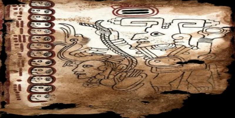 """Confirman autenticidad de """"El Códice Maya de México"""", el más antiguo de América"""