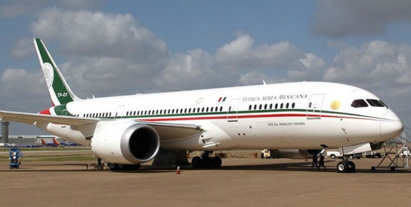 Avión presidencial podría ser rentado por empresa de Florida: AMLO