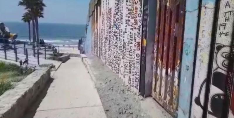 Muros muestran rechazo de mexicanos en EU