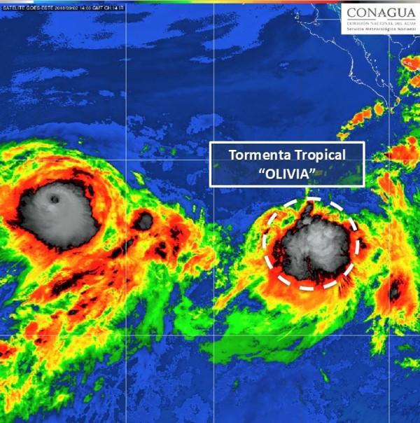 Continuarán registrándose lluvias en Mazatlán: Meteorológico